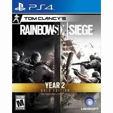 Buy Rainbow Six Siege Gold Tom Clancy S Rainbow Six Siege Gold Year 2 Edition Includes