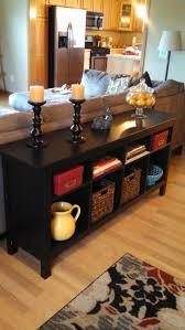 home theater console furniture best 25 table behind couch ideas on pinterest behind sofa table
