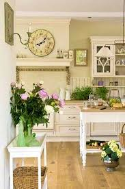 kitchen astonishing shabby chic kitchen different touch the