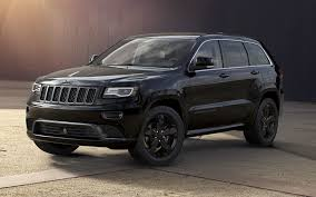 jeep grand cherokee 2017 blacked out jeep grand cherokee wk2 2012 2016 jeep altitude limited editions