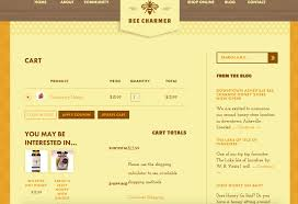 ashevillebeecharmer cart built with woocommerce built with