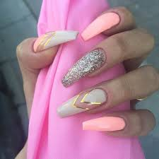 50 best nail designs from instagram striping nails