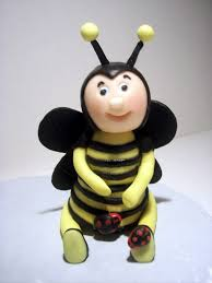 bumble bee cake topper bumble bee gumpaste bumble bees cake topper the sugar