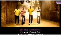 Magic System Meme Pas Fatigue - karaokes francais m kar klip