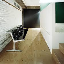 bureau avec rangement au dessus loft 409 atelier paul laurendeau