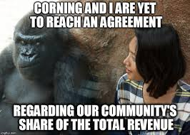 Gorilla Meme - what is gorilla glass science abc