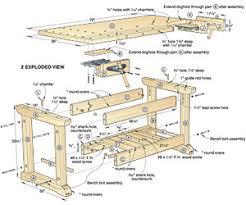 free bench plans wood blog