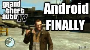 gta 4 android apk gta 4 for android real graphics real version 55mb only