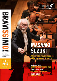 sso bravissimo july 2017 by singapore symphony orchestra group