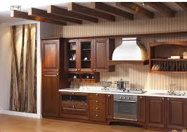 wooden kitchen furniture solid wood kitchen cabinets for term investment
