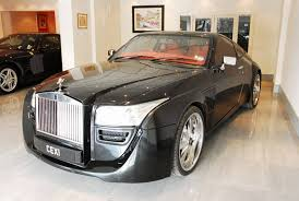roll royce custom modified rolls royce silver spirit mkiv concept cars news