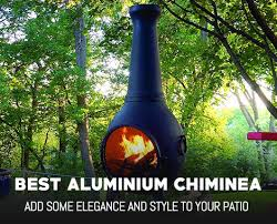 Blue Rooster Chiminea Review Aluminum Chiminea Archives Outdoormancave Com
