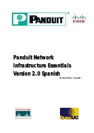 panduit network infrastructure essentials version 2 0 spanish