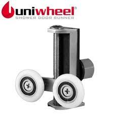 Replacement Shower Door Runners Uniwheel Universal Replacement Shower Door Runner Plumbing