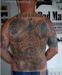 st george u0026 the dragon tattoo