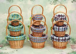 wicker easter baskets make affordable easter baskets with walmart the mommyhood chronicles