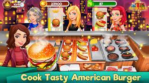 telecharger des jeux de cuisine télécharger cuisine jeux de cuisine folle burger fever jeux apk