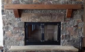 reclaimed wood fireplace mantels for sale by big timberworks