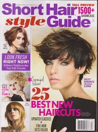 celebrity hairstyles presents 113 short hair style guide magazine