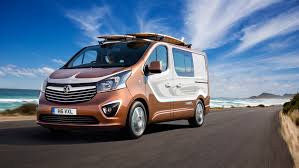 vauxhall presents brit built vivaro surf concept at frankfurt
