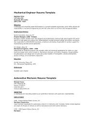 manufacturing engineer resume sample mechanical engineer resume