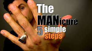 how to give yourself a manicure 5 simple steps for handsome