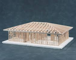 A Frame House Kits Hip Roof House Framing Kit Cat 83 541001c 169 00 This 3 4