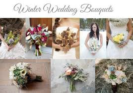 wedding flowers rustic 20 winter wedding bouquets rustic wedding chic