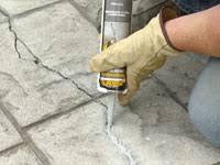 Repair Concrete Patio Cracks How To Videos Quikrete 2017