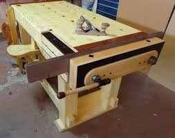 Woodworking Bench Vise Hardware by Twin Vise And Bench Finewoodworking