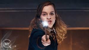 harry potter hermione spells the world u0027s 1 harry potter