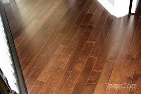 hardwood floors revealed tempting thyme