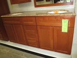 Shaker Style Bathroom Cabinet by Cherry Shaker Bathroom Vanity Balfour Remodel Pinterest
