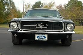 Black Fastback Mustang Ford Mustang Fastback Black Black