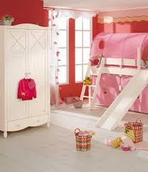 Kids Bunk Bed With Slide Dazzling Bunk Beds With Slide In Kids - Pink bunk beds for kids