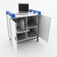 Charging Shelf 16v Laptop Charging Trolley