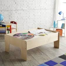 Kidkraft 2 In 1 Activity Table With Board 17576 Trains And Train Tables On Hayneedle Kids Trains And Train Tables