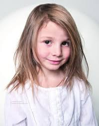 little long hairstyles simple little girls long hairstyle