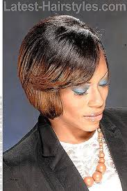 short hairstyles short sew in hairstyles pictures new these 45