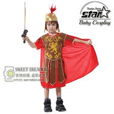 Roman Halloween Costumes Cheap Kids Roman Soldier Costume Aliexpress