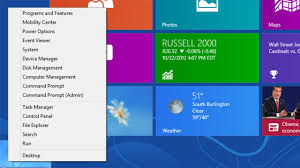 windows 8 beginners guide part 2 quick access menu tutorial