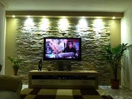 Indirekte Beleuchtung Wohnzimmer Wand Indirekte Beleuchtung Steinwand