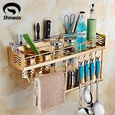 wall mounted spice rack cabinet golden kitchen storage aluminium spice rack cabinet and pantry