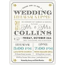 rehearsal dinner invitation typography mix rehearsal dinner invitations paperstyle