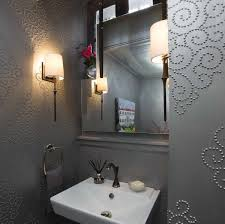 powder rooms with wallpaper for a bold and beautiful powder room
