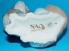 nao by lladro figurine ornament sitting cat with bell 1st