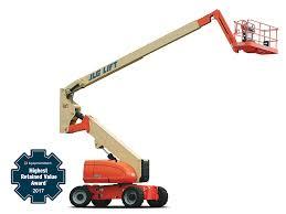 800aj articulating boom lift jlg
