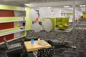 Office Decor Ideas For Work Fun Office Decorating Ideas With And Bright Bold Colors That