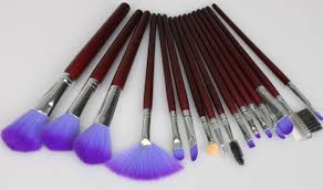 manufacturers spot whole 16 series purple makeup brushes brush set amazon explosion models in tools from