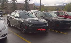 charger hellcat 2015 dodge charger hellcat caught in the wild spied the fast